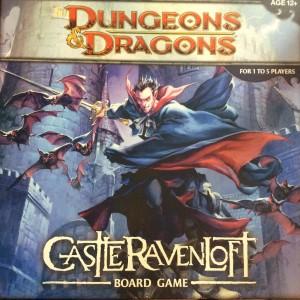Castle Ravenloft Box