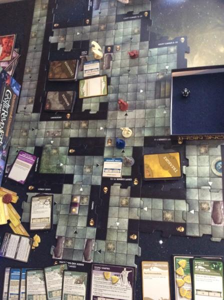 Castle Ravenloft Gameplay