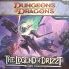 A Look at The Legend of Drizzt Board Game