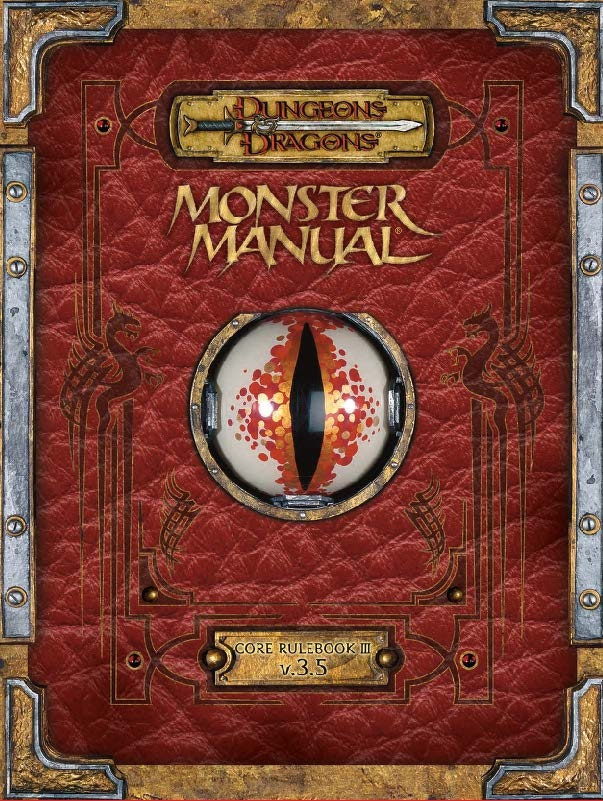 D D 3 5 Monster Manual Pdf Now Available Ddo Players