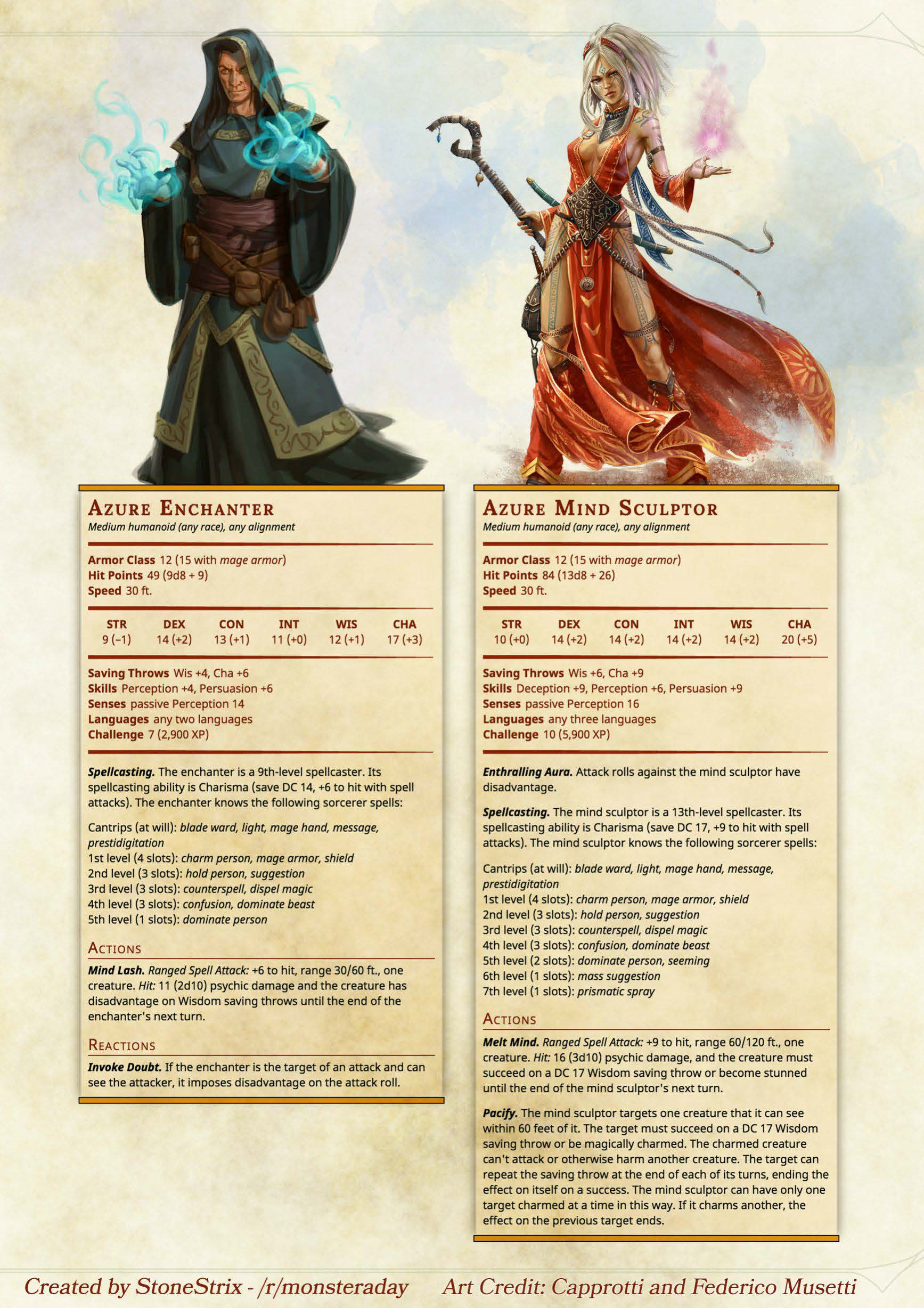Dungeons & dragons 5th edition monster manual monster by.