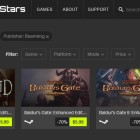 Bundlestars Legendary RPG Sale