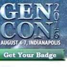 Gen Con 2016 Badge Registration Now Open