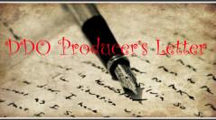 DDO Producer's Letter January 2018