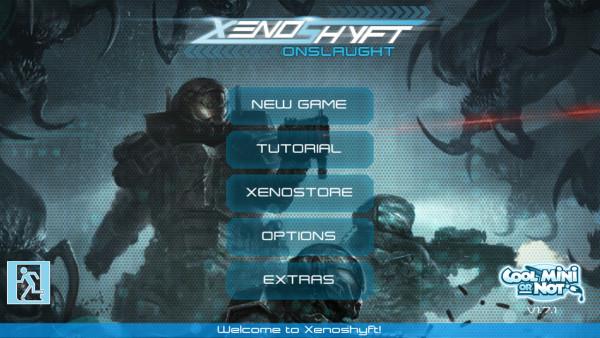 XenoShyftSteamMainScreen