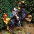 Curse Of Strahd Collector's series Minis From Gale Force 9