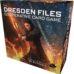 The Dresden Files Cooperative Card Game On Kickstarter