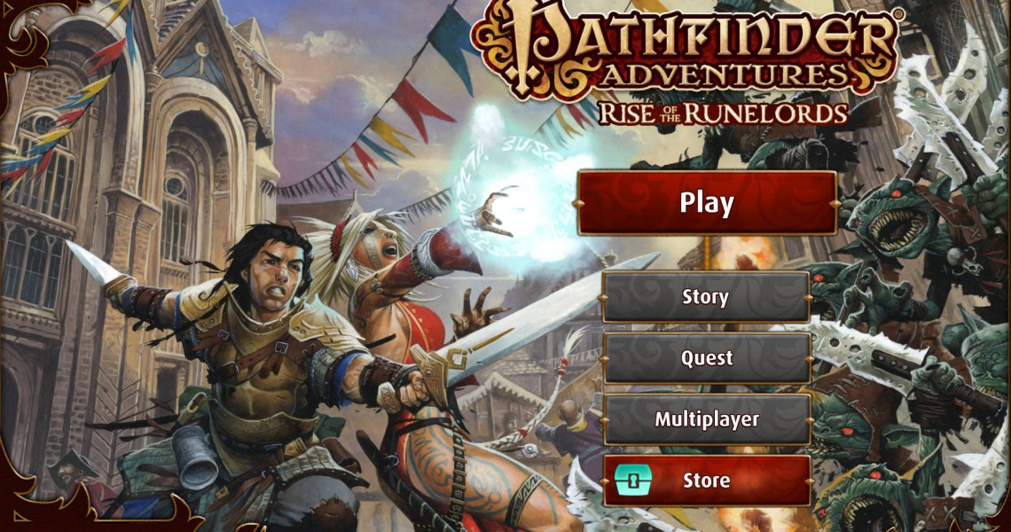 Pathfinder Adventure Card Game Finally Arrives On Tablets ...