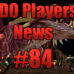 DDO Players News Episode 84 Drac's Bucket List
