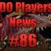 DDO Players News Episode 86 Death By Mushroom