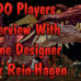 DDO Players Interview With Game Designer Mark Rein-Hagen Of Make Believe Games