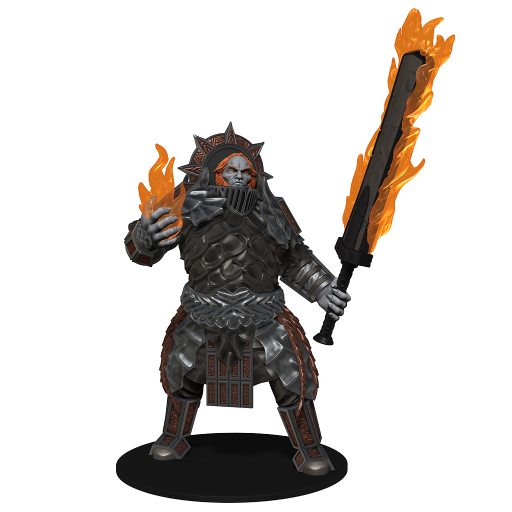 fire giant miniature - photo #13