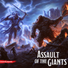 WizKids Announces a New Dungeons & Dragons  Board Game: Assault of the Giants