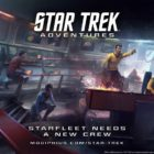 Star Trek™ Adventures Role Playing Coming From Modiphius Entertainment