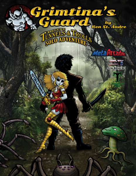 Grimtina's Guard cover
