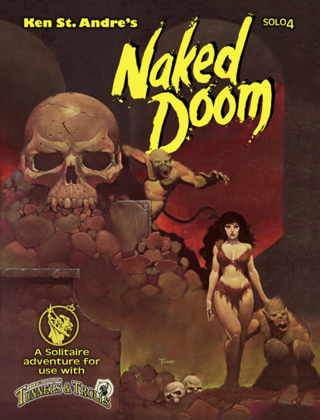 Naked Doom cover