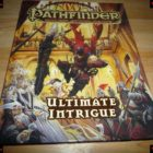 Pathfinder Roleplaying Game: Ultimate Intrigue Companion Review