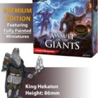 WizKids Plans Two Versions Of Assault Of The Giants