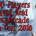 DDO Players Gen Con 2016 David Reid MetaArcade