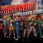 Sharknado: The Board Game Kickstarter Is Live