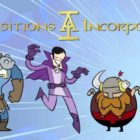 Acquisitions Incorporated – PAX West 2016 Animated Intro