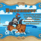 Buccaneer Card Game On Kickstarter