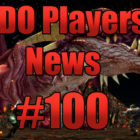 DDO Players News Podcast Episode 100 – It's On The Table