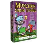 Munchkin Grimm Tidings Coming Soon
