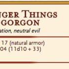 Need A Monster For That TPK? Stranger Things Demogorgon for 5e