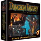 Dungeon Fantasy Roleplaying Game Kickstarter