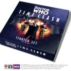 Doctor Who Time Clash Card Game Coming From Cubical 7