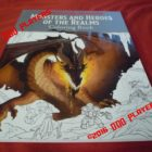 DDO Players Monsters and Heroes of the Realms: A Dungeons & Dragons Coloring Book Review