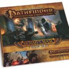 Pathfinder Adventure Card Game: Mummy's Mask Out Now From Paizo