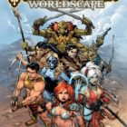 Pathfinder Worldscape Comic book