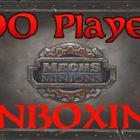 Mechs Vs Minions Unboxing Video