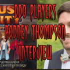 Interview With Game Designer Rodney Thompson