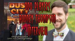 Interview With Game Designer Rodney Thompson
