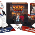 Dusk City Outlaws Kickstarter Is Live