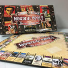 Houdini-Opoly Board Game On Kickstarter