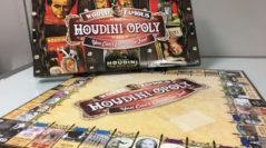 Houdini-Opoly Board Game On Kickstarter