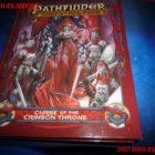 Pathfinder Curse Of The Crimson Throne Adventure Path Hardcover Review