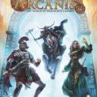 Arcanis 5E on Kickstarter