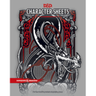 Official D&D Character Sheets Coming In June
