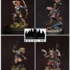 The Drowned Earth Miniatures Game
