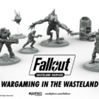 Fallout: Wasteland Warfare Miniatures Game Coming Soon