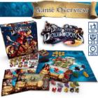 Dead Man's Doubloons Board Game Kickstarter