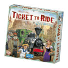 Ticket to Ride: Germany Coming From Days Of Wonder