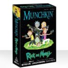 Munchkin:  Rick and Morty Coming From USAopoly
