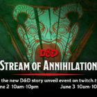 Dungeons & Dragons Stream of Annihilation Video On Demand