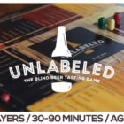 Unlabeled – The Blind Beer Tasting Game On Kickstarter